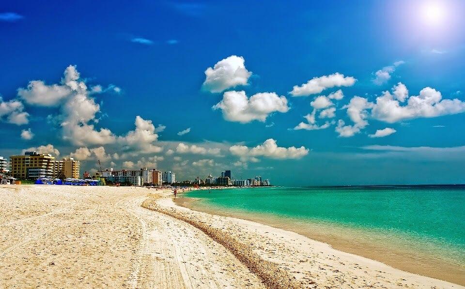 Praia de Miami