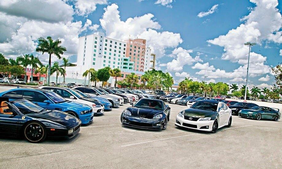 Como alugar um carro barato em Miami
