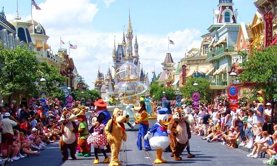 Parque Disney Magic Kingdom Orlando