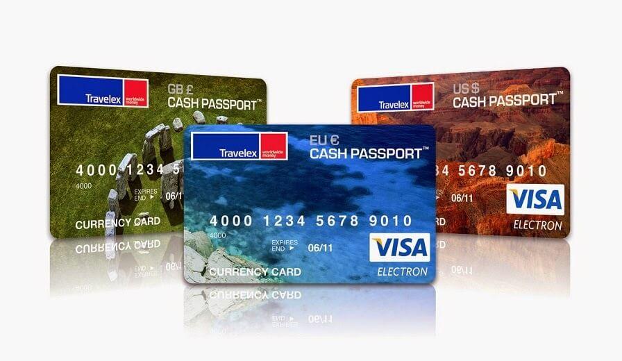 Cartão Pré Pago Internacional da Flex Câmbio