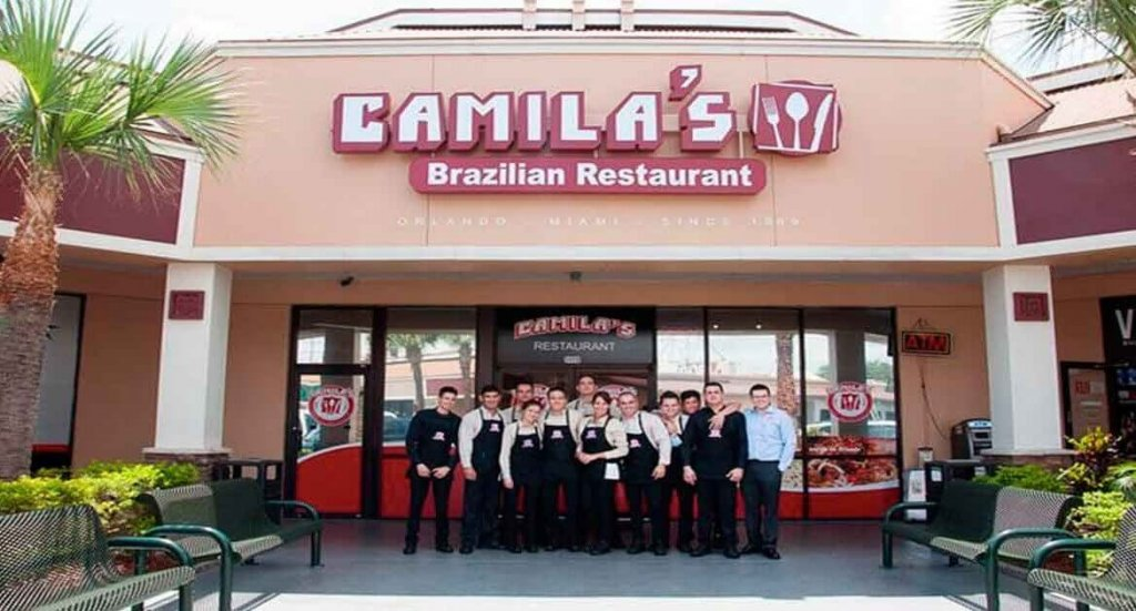 Camila´s Restaurant em Orlando e Miami | Comida brasileira