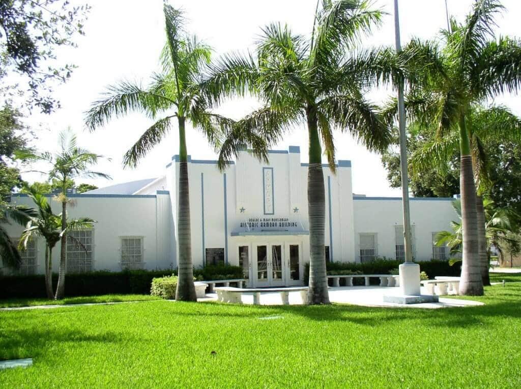 Armory Art Center em Palm Beach