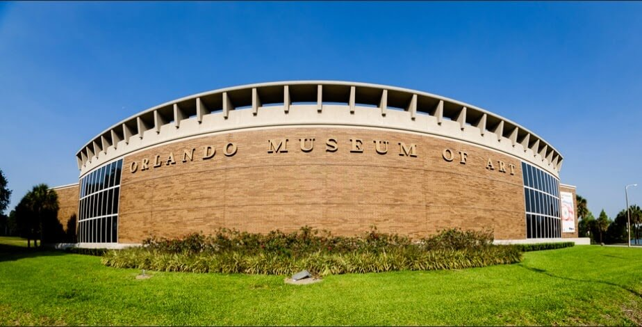 Orlando Museum of Art em Orlando