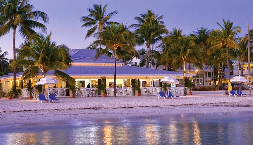 Restaurantes em Key West na Flórida