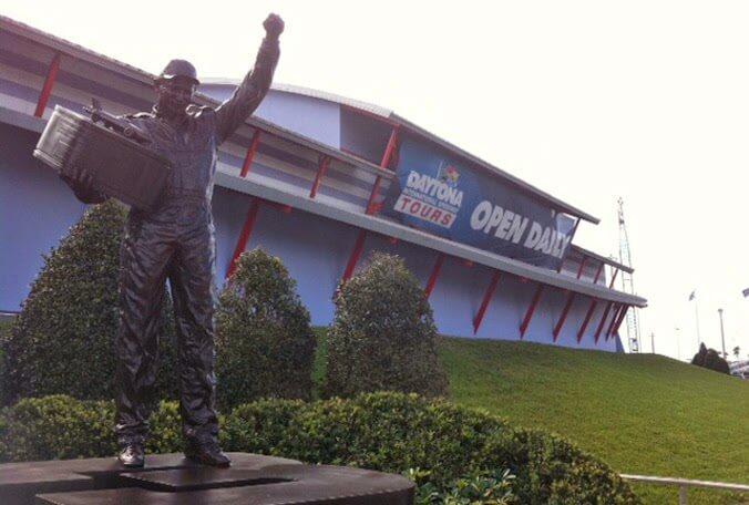 Daytona Internacional Speedway na Flórida