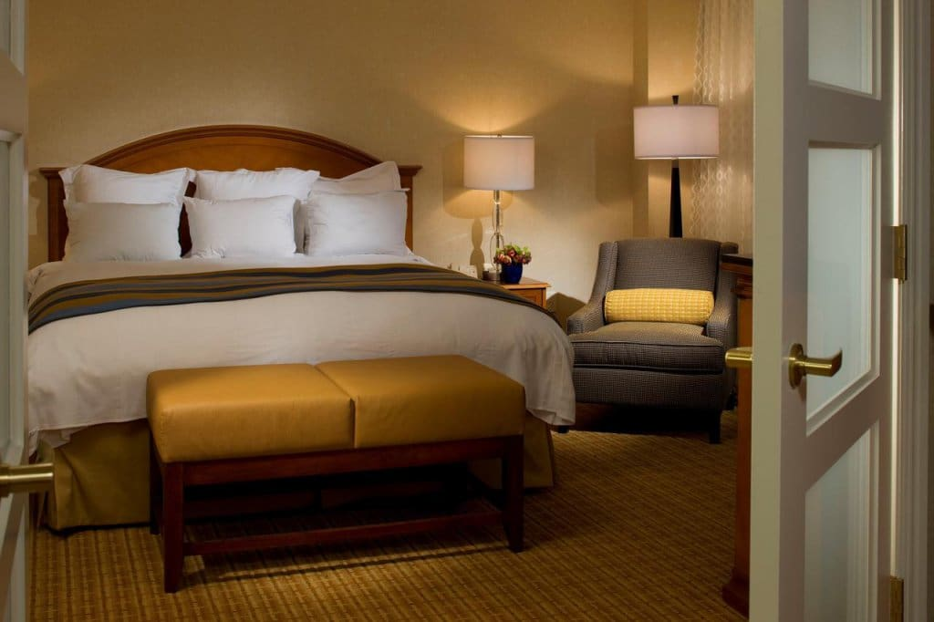 Tampa Marriott Waterside Hotel and Marina: quarto