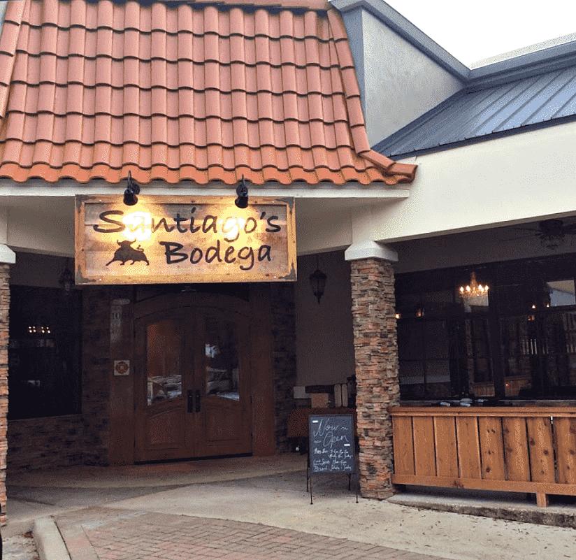 Restaurante Santiago's Bodega em Key West