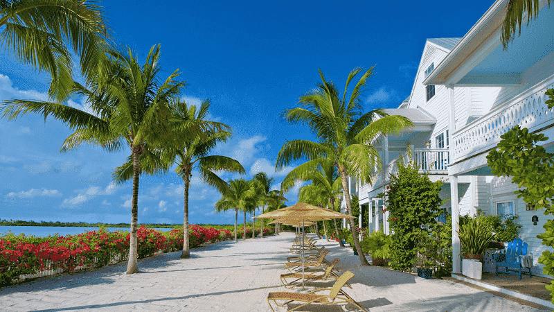 Parrot Key Hotel & Resort em Key West: entrada