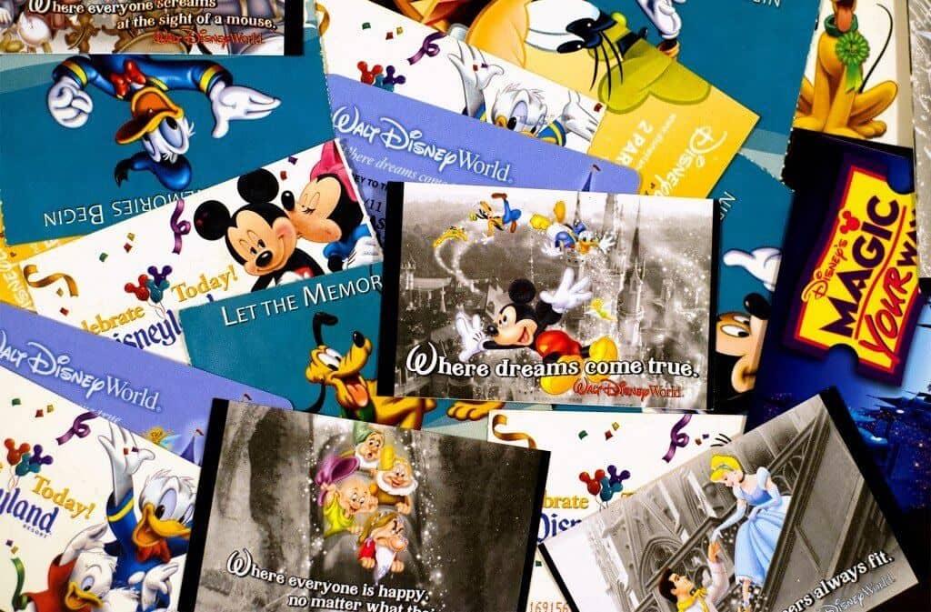 Ingressos Parques Disney Orlando