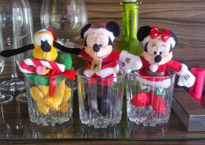 Enfeites de natal da Disney em Orlando   Onde comprar