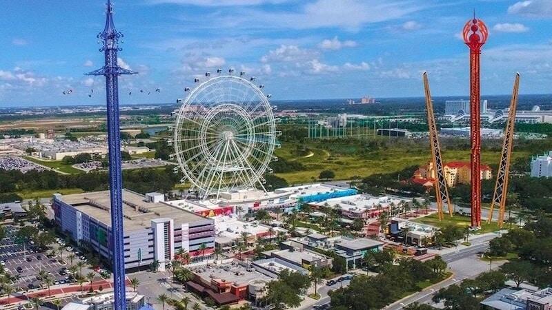 Complexo I-Drive em Orlando