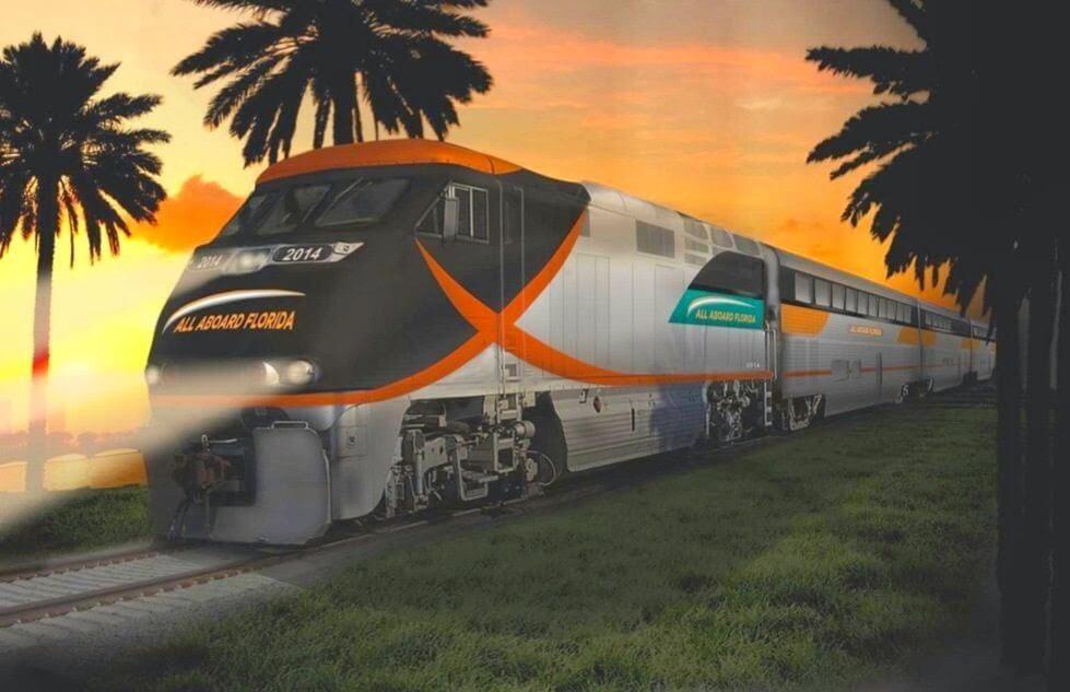Trem Orlando-Miami