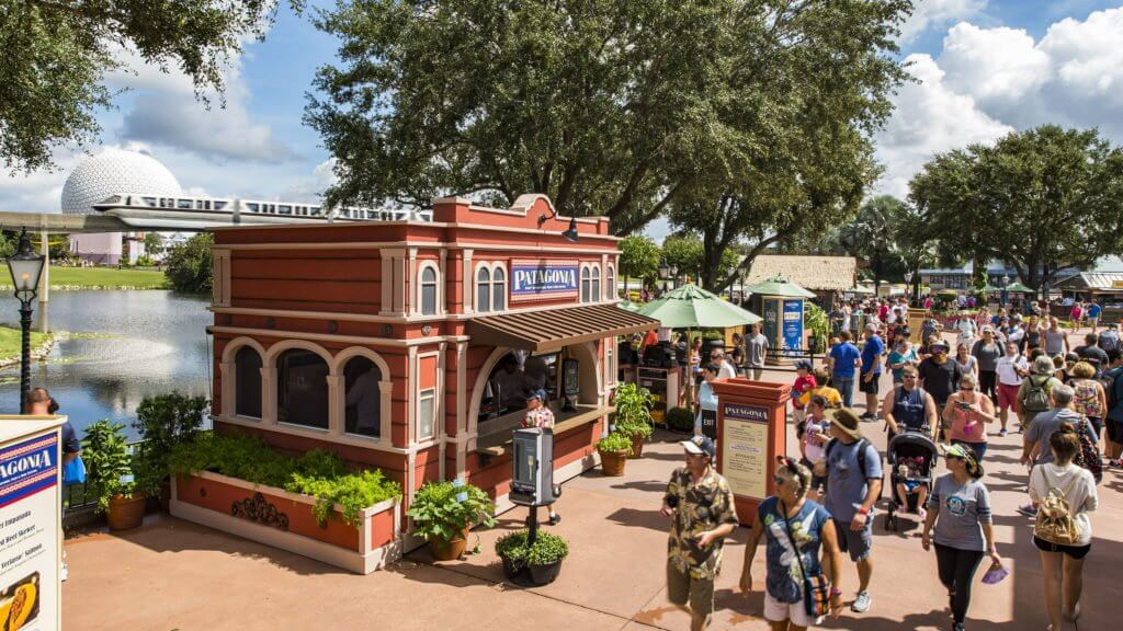 Disney's Food & Wine Festival em Orlando