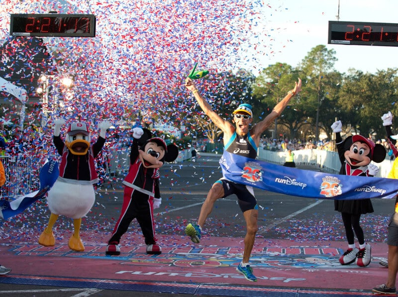 Walt Disney World Marathon Weekend na Disney Springs Orlando
