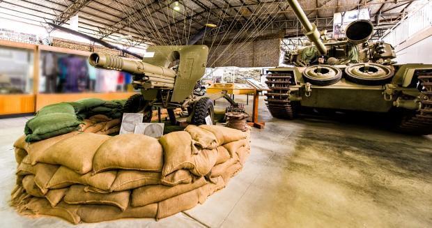 National Vietnam War Museum