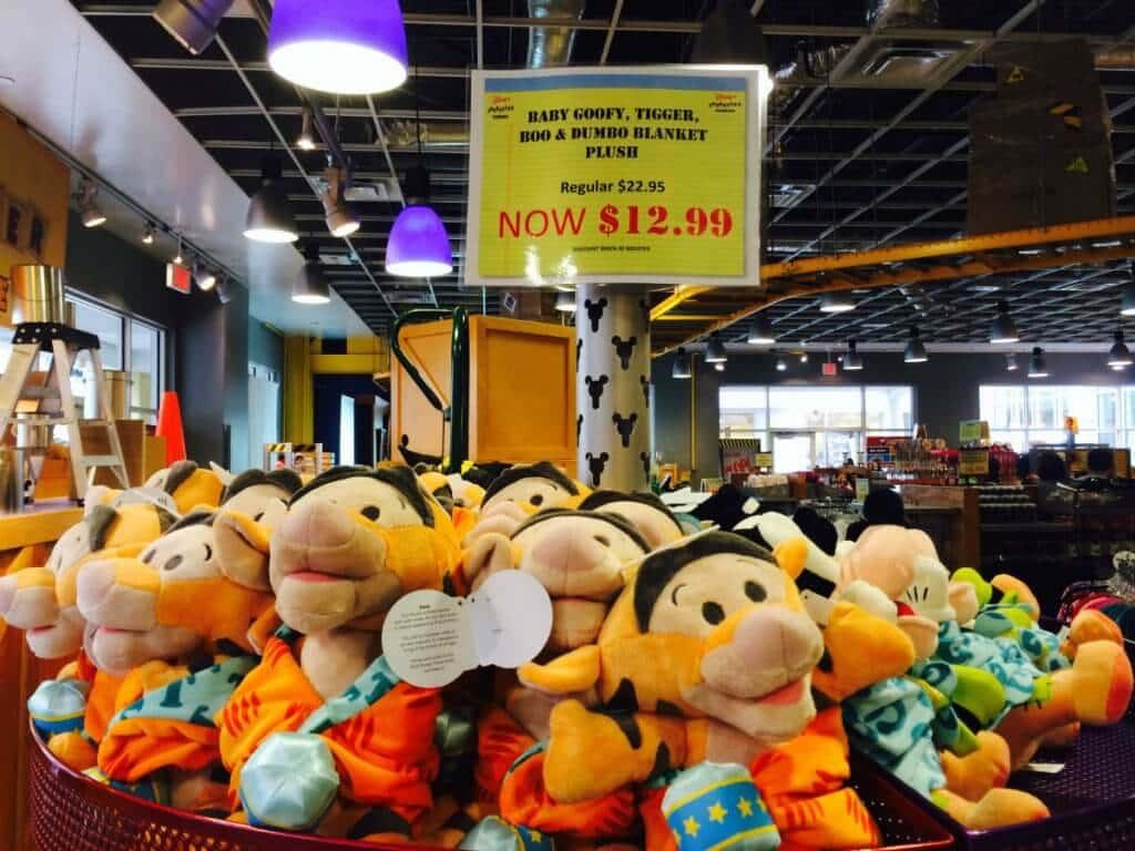 Disney's Character Warehouse em Orlando