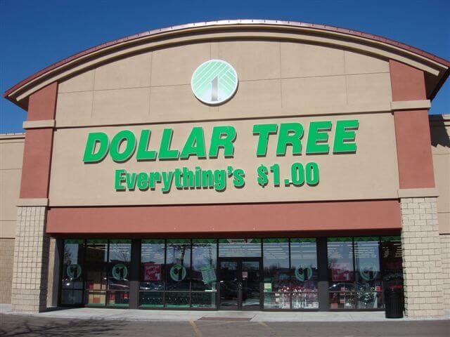 Dolar Tree em Orlando
