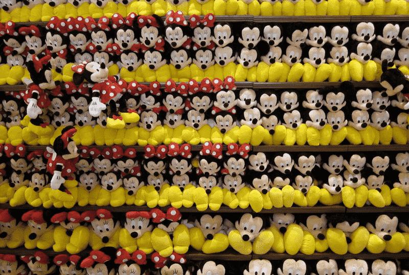 Souvenirs da Disney em Orlando