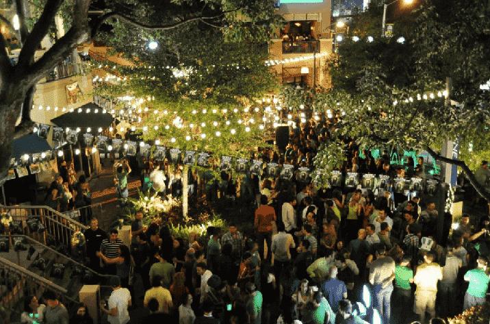 Feriado de St. Patrick's Day em Miami