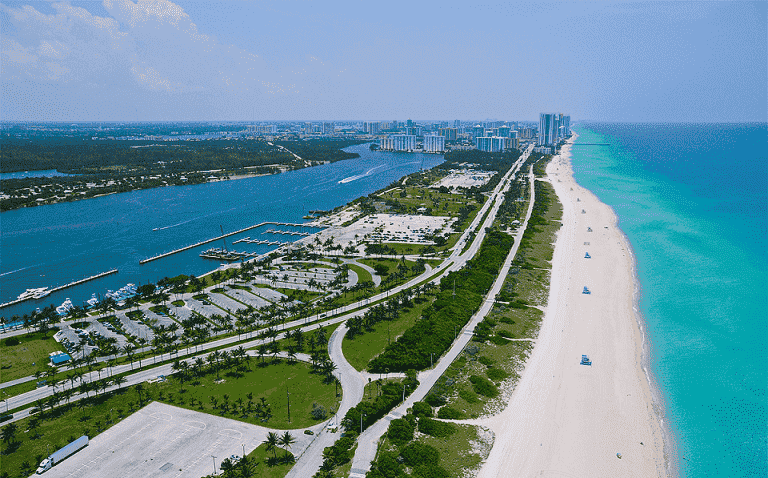 Miami em Fevereiro