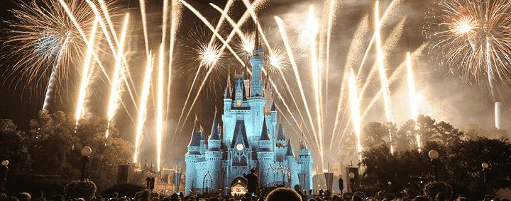 Ano-Novo na Disney em Orlando