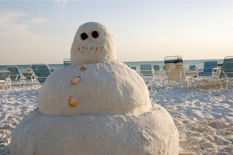 Inverno em Miami