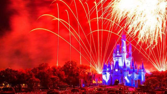 Happily Ever After no Magic Kingdom em Orlando