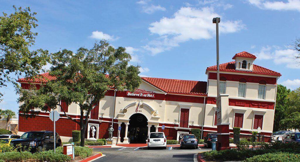 Ripley's Believe It Or Not em Orlando