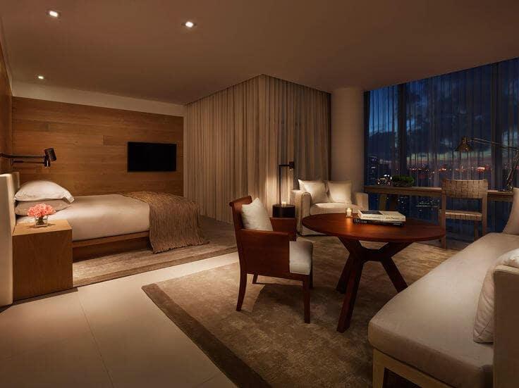 Hotel Ritz Carlton em Miami