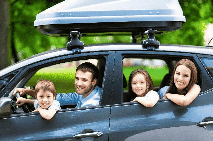 Carro para a família em Tampa