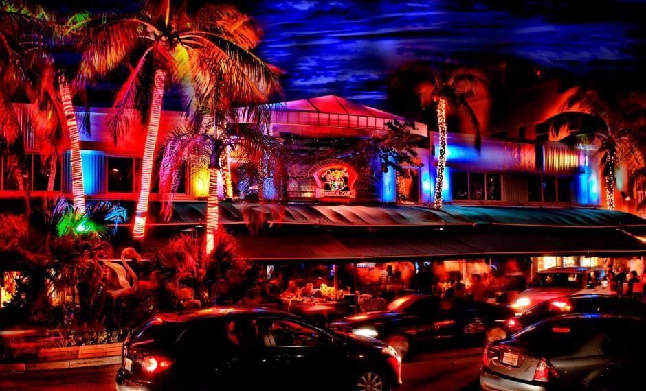 Mango's Tropical Café em Miami