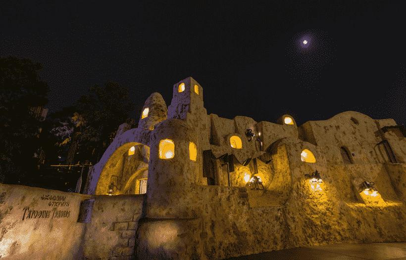 Loja Tatooine Traders na Disney em Orlando