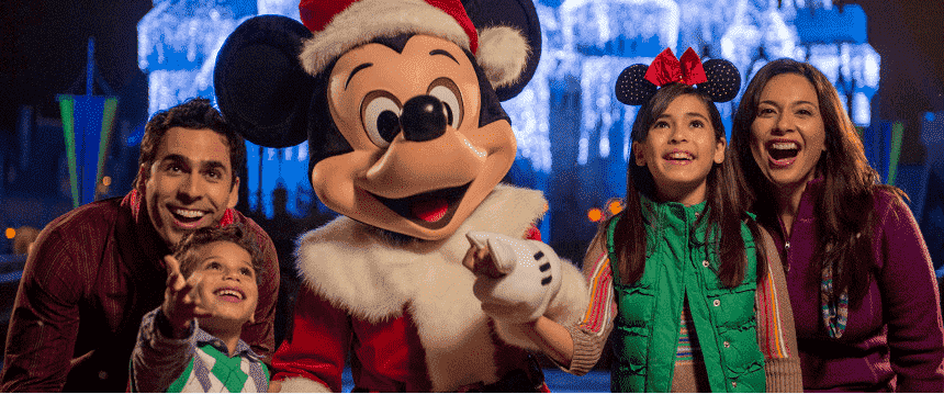 Natal na Disney Orlando