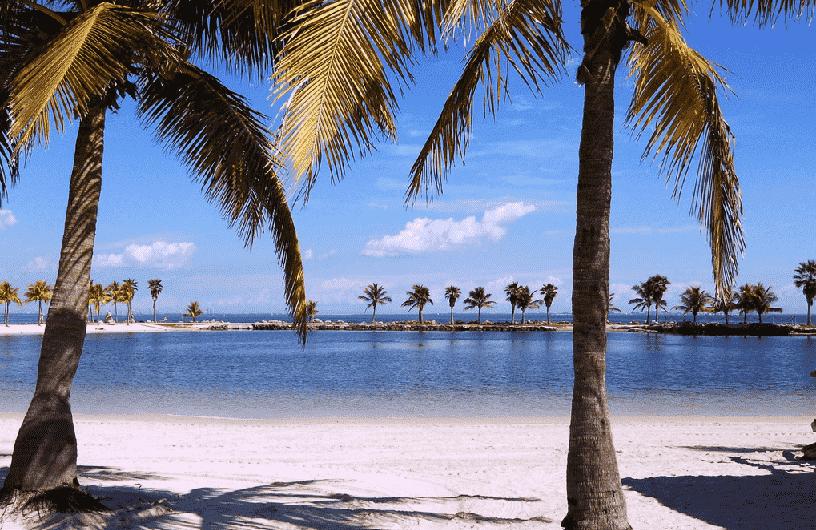 Miami no verão