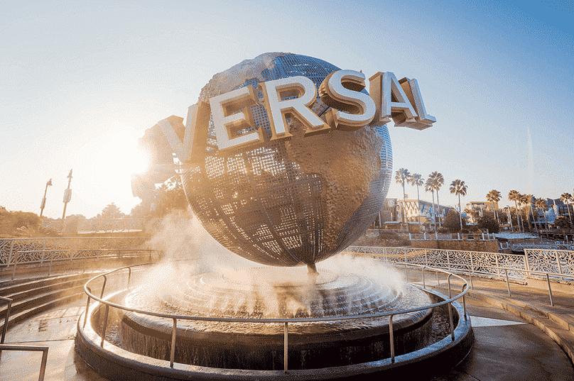 Universal Orlando no verão