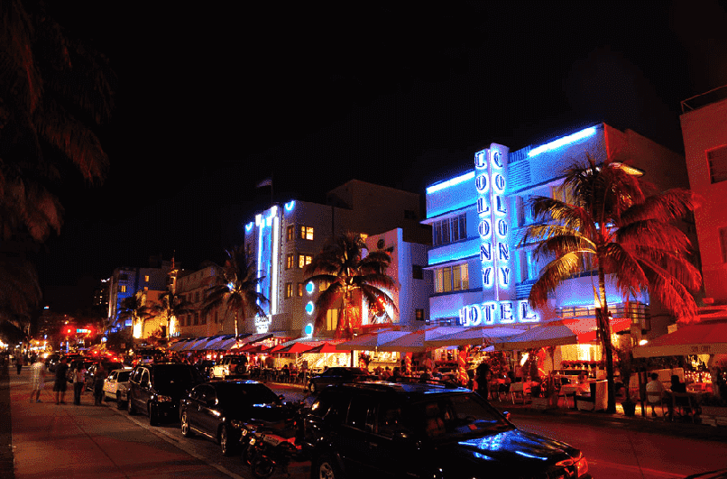 South Beach X North Beach em Miami