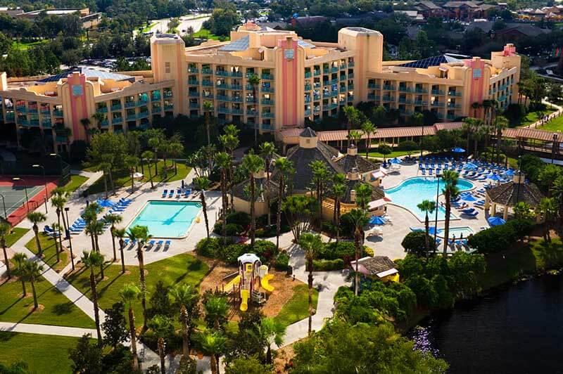 Hotel e Spa Buena Vista Palace em Orlando