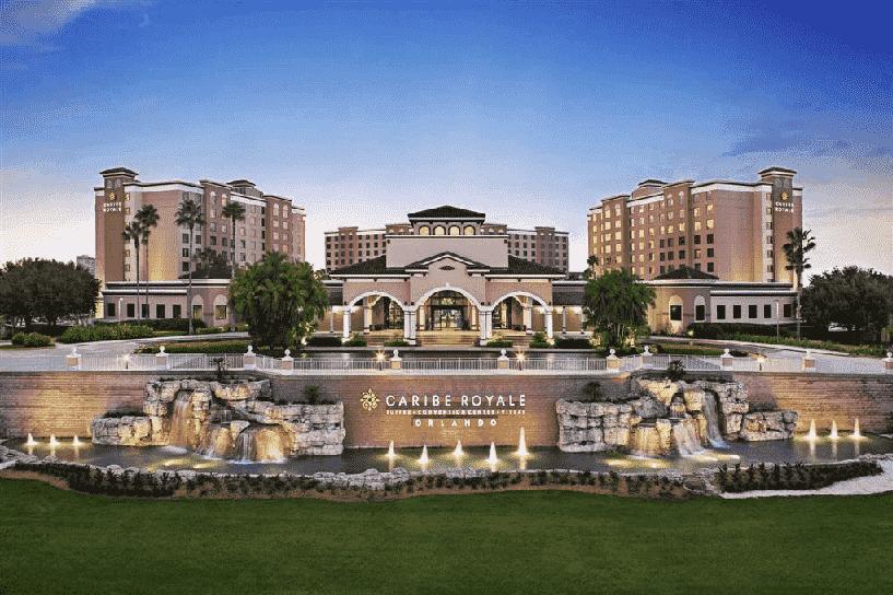 Hotel Caribe Royale em Orlando