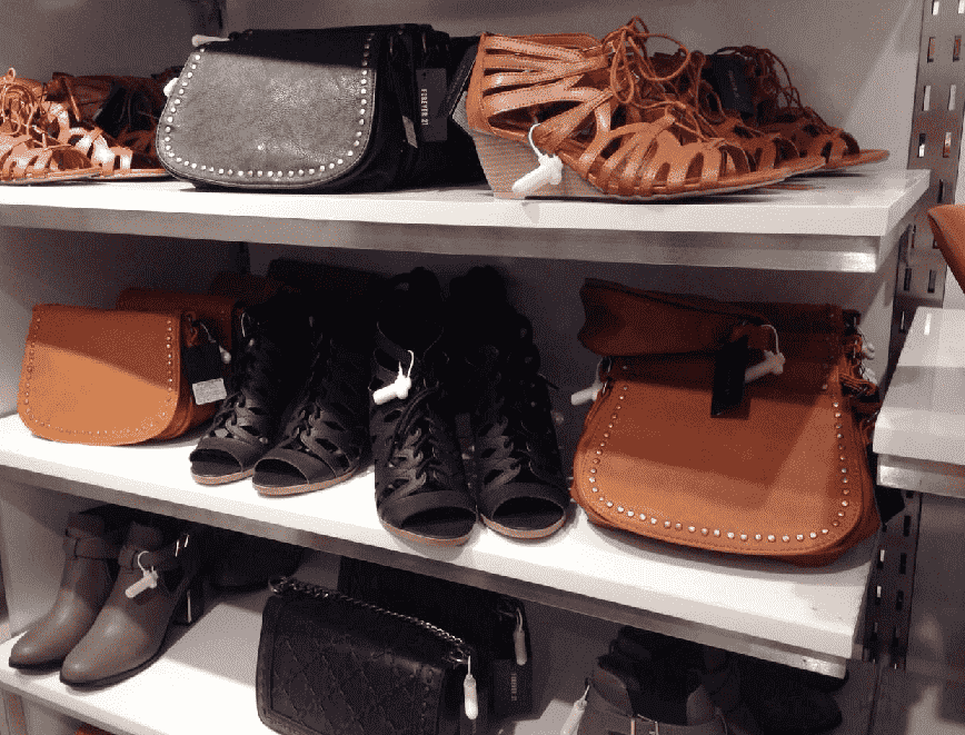 Bolsas e sapatos nos Outlets e Shoppings em Miami e Orlando