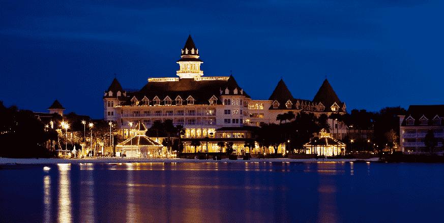 Hotel Disney's Grand Floridian Resort & Spa em Orlando