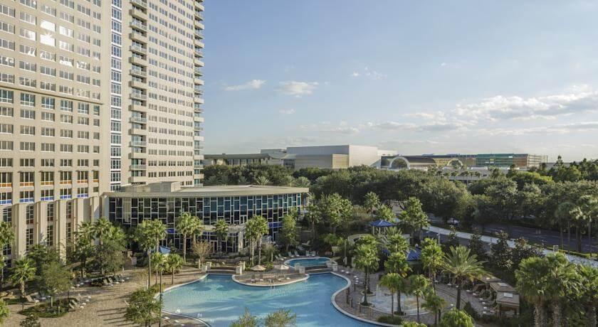 Hotel Hyatt Regency (Peabody) em Orlando