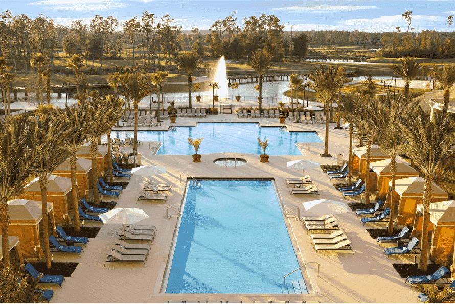Hotel de luxo em Orlando