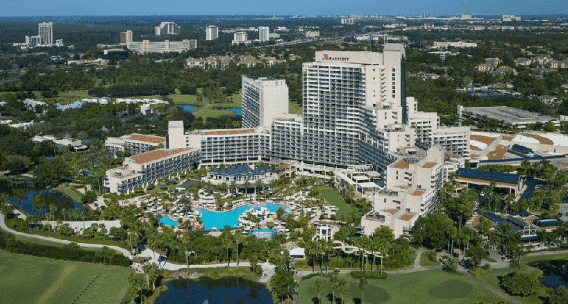 Hotel Marriot's Orlando World Center