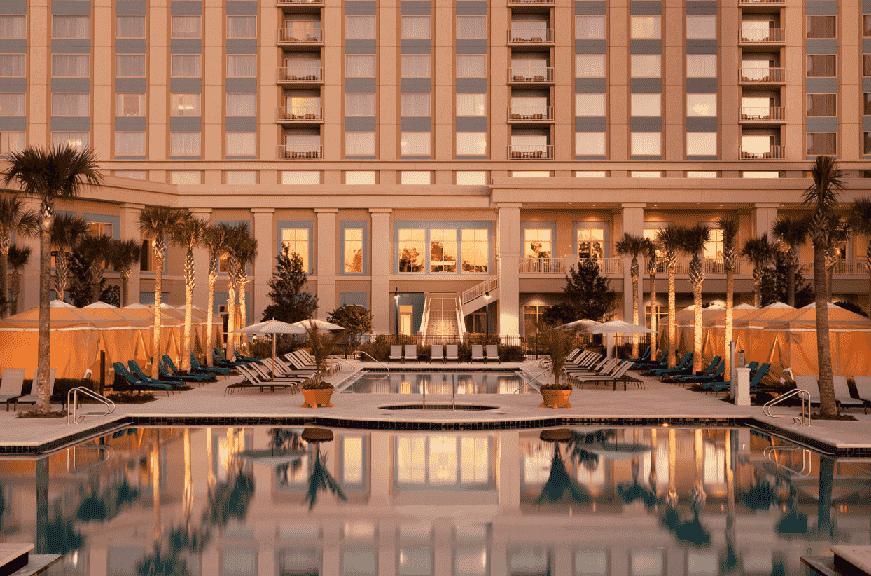 Hotel Waldorf Astoria em Orlando
