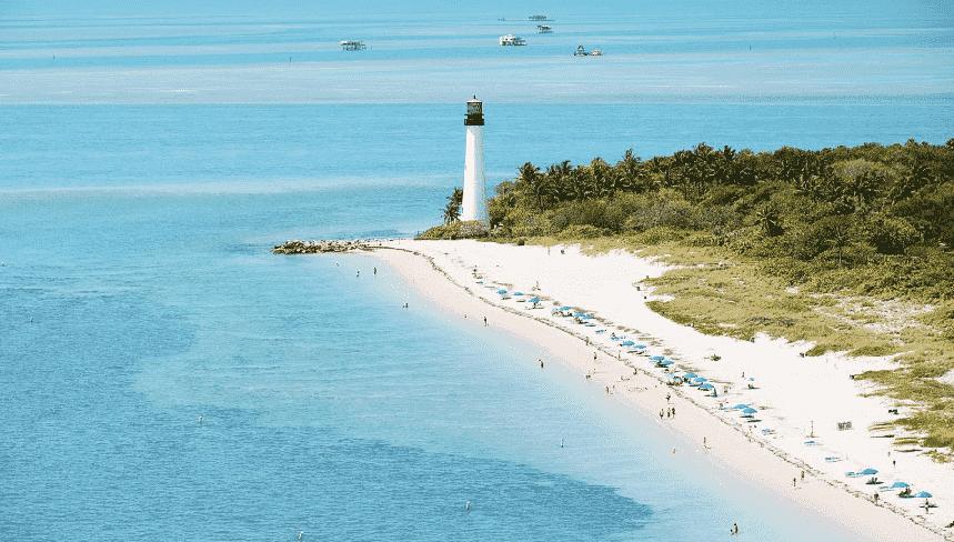 Bill Baggs Cape Florida State Park em Miami