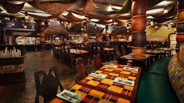 Restaurante Boma em Orlando