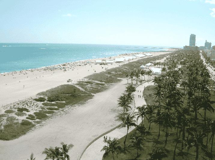 Lummus Park Beach
