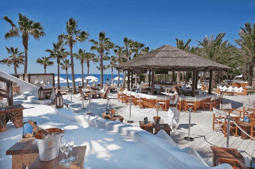 Nikki Beach em Miami