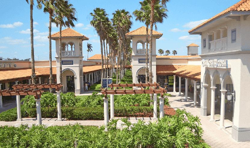 Florida Keys Outlet Center em Homestead