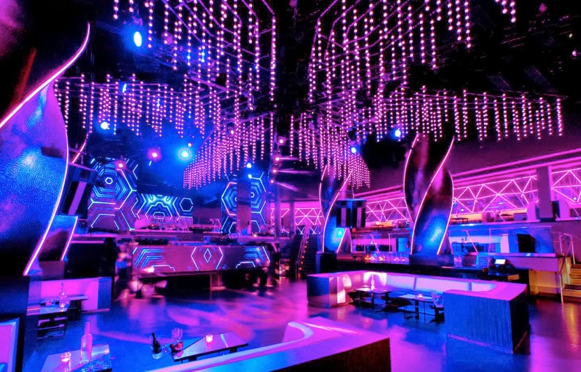 Balada Story NightClub em Miami